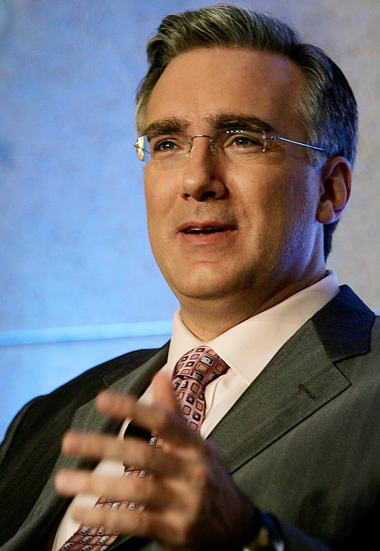 With an eye toward changing the mix of its Football Night in America pregame show, NBC brought in the longtime sportscaster and host of  MSNBC's Countdown with Keith Olbermann. He'll nominate a Worst Person in the NFL each week.