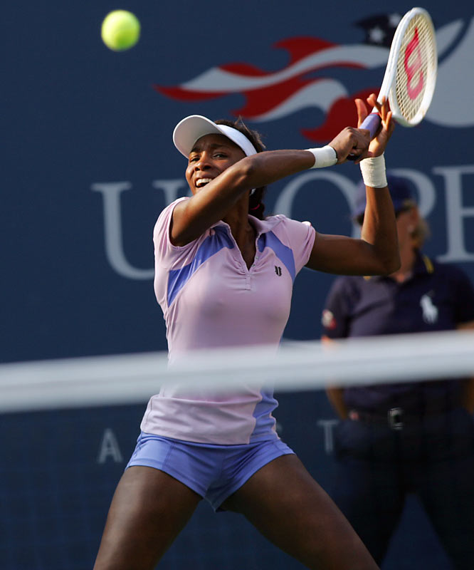 Despite her loss to Henin in the semfinals, Venus Williams returned to the top 10 for the first time since April 2006. She is currently ranked No. 9 but questions persist about her health after she said she was dizzy and feeling sick against Henin.