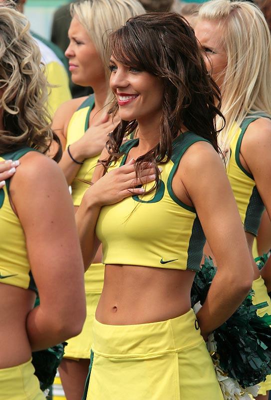 Cheerleader Of The Week  Sicom-3490