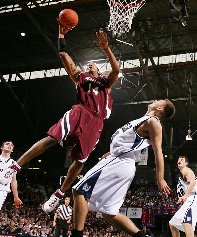 '06-07 Stats: 12.3 points, 7.7 rebounds<br><br>The well-braided Falker was the Missouri Valley's defensive player of the year in '06-07, as the Salukis earned a No. 4 seed in the NCAA tournament and nearly knocked off top-seeded Kansas in the Sweet 16. A relentless rebounder, Falker had eight double-doubles as a junior, but needs to hone his free-throw skills in order to put up big scoring numbers this season. He shot just 54.3 percent from the stripe in '06-07.