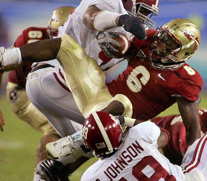 After three seasons of waiting, Smith has finally gotten the chance to live up to his hype as Florida State's feature back. Through the first four games, though, he's rushed for just 235 yards while averaging a modest 3.6 yards per carry.