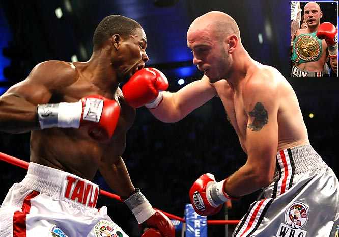 When Kelly Pavlik got up from a second-round knockdown on Sept. 29 and went on to defeat Jermain Taylor in seven rounds, he became the new WBC world middleweight champion.
