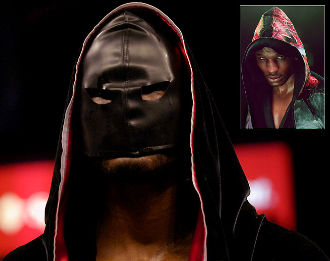 Throughout his boxing career the charismatic Hopkins entered the ring draped in a black robe, costume mask and executioner's hood -- not to mention the accompanying men carrying swords. In July Hopkins (48-4-1, 32 KOs) beat Winky Wright in a 12-round unanimous decision. Here's the scariest thing of all: Hopkins is 42.