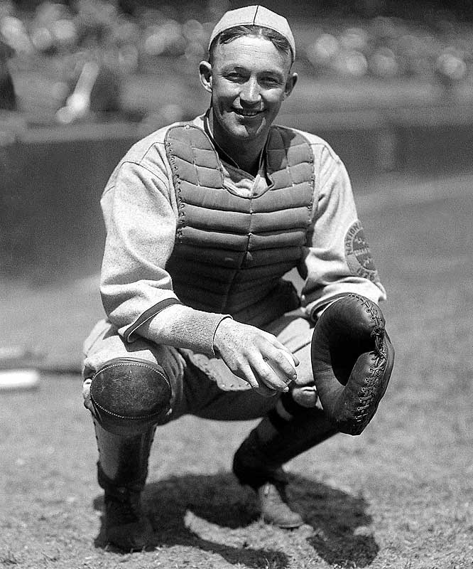Hall of Famer Gabby Hartnett 's Cubs won 21 in a row from Sept. 4 through Sept. 27  to go from 2 1/2 games back in the pennant race to a six-game lead with two games left. The Cubs being the Cubs, of course, they lost  the World Series to the Tigers in six games.