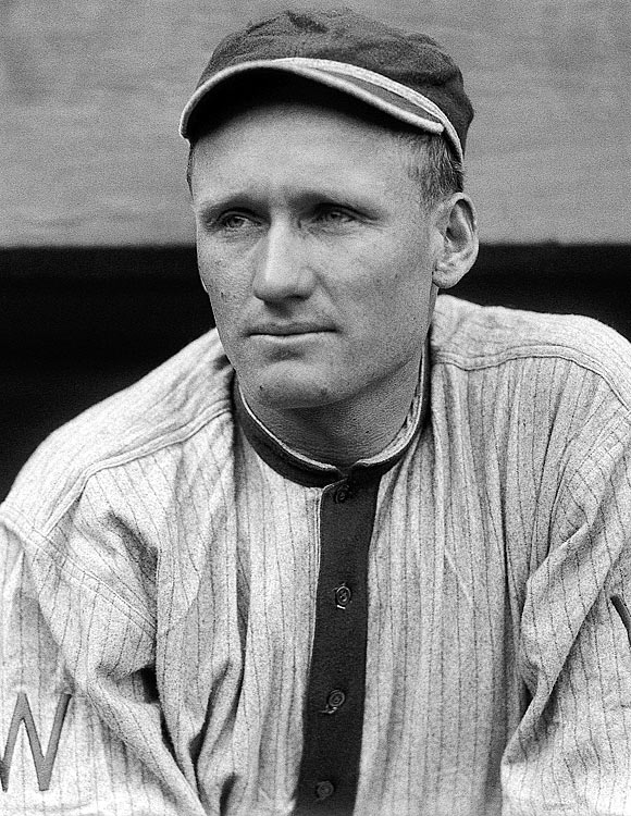 For most of their history, the Washington Senators were a disaster, but they finally won their first American League pennant in 1924 and faced the perennial power Giants in the World Series. New York led Game 7 3-1 with six outs to go, but the Senators rallied to tie the game in the eighth. Future Hall of Fame pitcher Walter Johnson kept the game scoreless for four innings and in the bottom of the 12th, the Senators pushed across a run to win their first, and only, World Series.