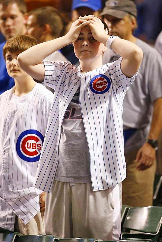 Cubs fans are left to ponder another season without a World Series title.
