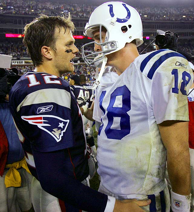 The Patriots kicked off the 2004 season with another win over the Colts. This time it came down to the wire, but a New England defense that had struggled all night came up tough in crunch time to preserve the win.
