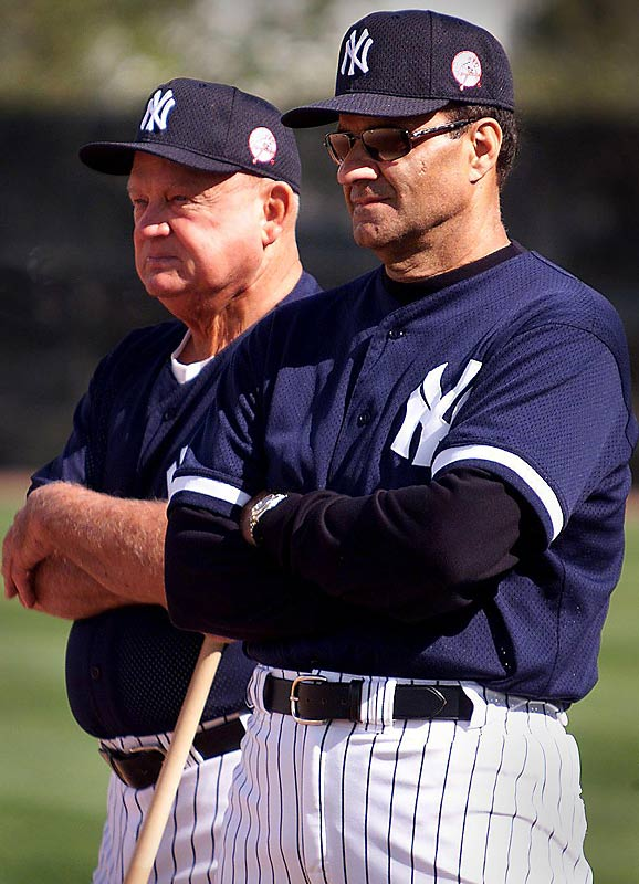 The Yankees took a chance on Joe Torre, who'd had some success managing Atlanta, but more recently failed in St. Louis. Torre would lead New York to four World Series titles in five years and 12 consecutive playoff appearances.