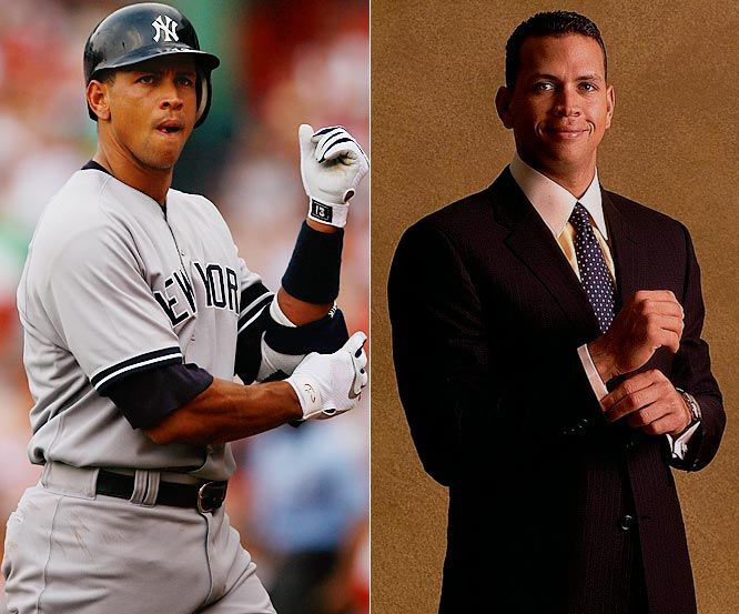 During the past two months, SI.com has run a series of galleries and polls to let you narrow the field in our search for the best dressed male athlete in sports. Here are the four finalists. Go to the last frame to cast your vote.<br><br>A is for A-Rod, who makes lots of money and spends his fair share on Giorgio Armani. And wears it the way he hits it: Outta the park.