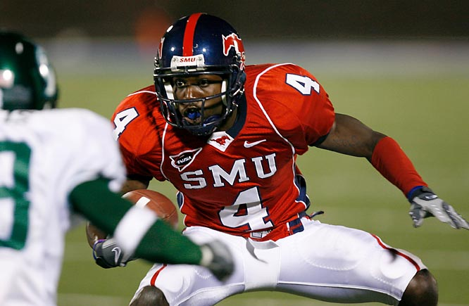 The Mustangs won the Southwest Conference in 1984 and went on to beat Notre Dame 27-20 in the Aloha Bowl. In 1987, SMU became the first college football team to receive the NCAA's ''death penalty.'' The Mustangs returned in 1989, but they still have a bowl drought dating back to '84.