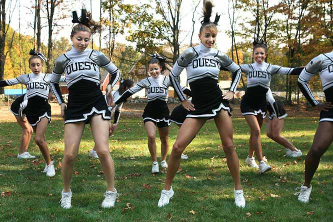 Quest All-Star Cheerleading and Tumbling, Pine Bush, N.Y.