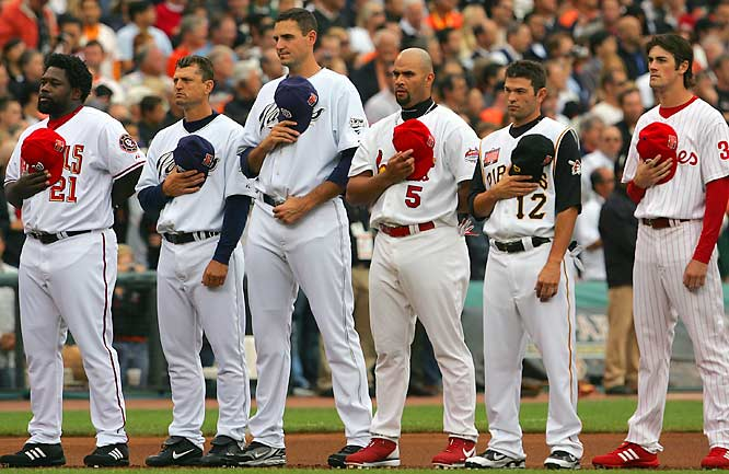 "Playing and singing ""The Star Spangled Banner"" before games has been standard at baseball stadiums since World War II. Virtually all sports adopted the ritual, including ""O Canada"" when teams from the Great White North are playing. Artists such as Marvin Gaye and Jose Feliciano have elevated it to an art form."