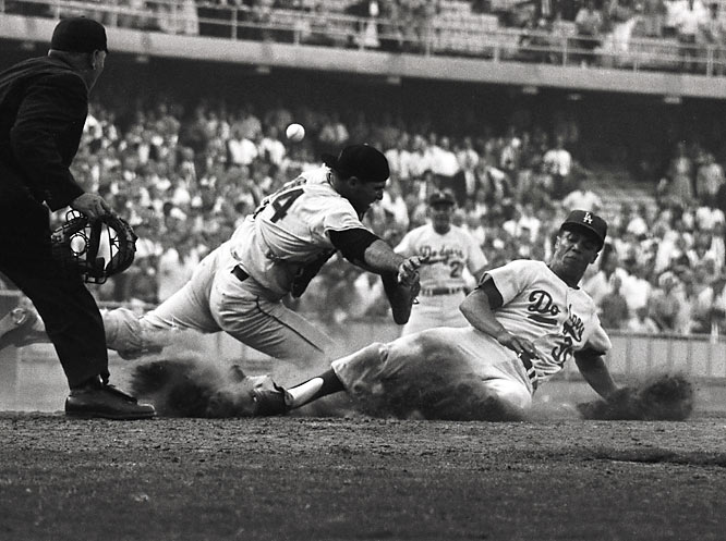 With more than 150 of his photos displayed on SI's covers and 13 published books, Neil Leifer has captured some of the finer moments in sports history.  His latest work, Ballet In The Dirt: The Golden Age of Baseball, is a time capsule of Major League Baseball that brings the glory days of the 60's and 70's back to life. Here's a preview.