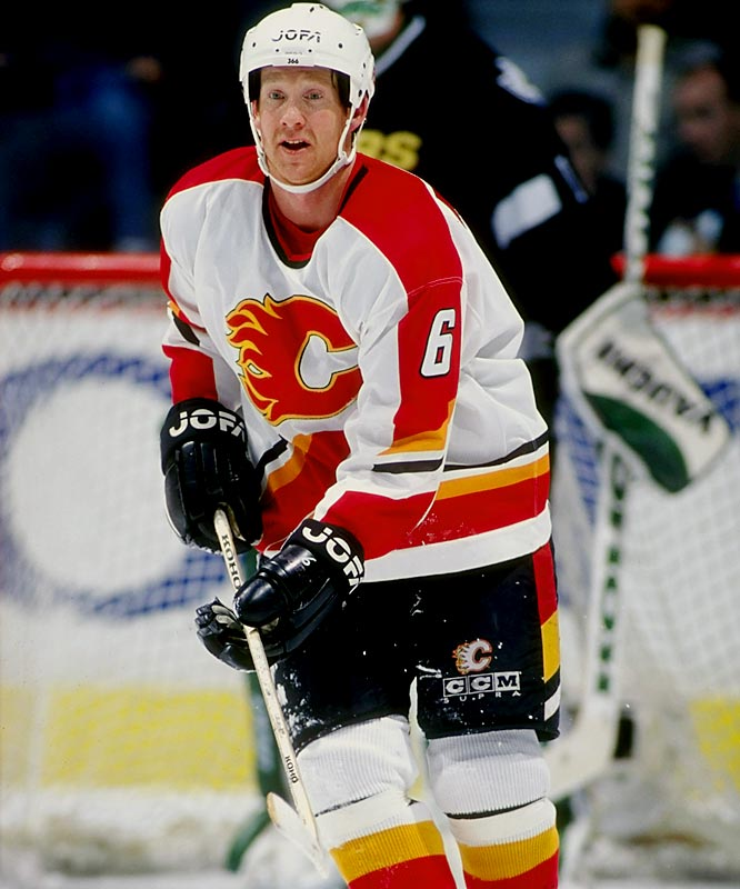 The Minnesota blueliner hit the NHL with the Sabres right out of St. Paul High School in 1982. Over the course of 21 seasons he became America's all-time leading scorer (1,232 points) while skating for eight teams. The seven-time All-Star had a seven 20-plus goal seasons, including a career-high of 31 in 1983-84 and was inducted into the U.S. Hockey Hall of Fame in 2004.