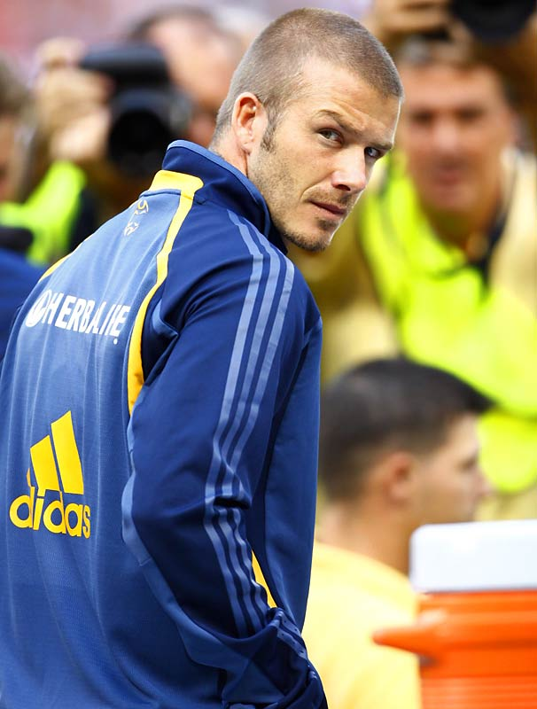 Sure, you can decry the L.A. Galaxy's signing of David Beckham for a number of reasons: the fact that he got injured during the season, the incredible hype surrounding his arrival, and maybe the amount of millions spent (250 of them; that is, a quarter-billion dollars). However, the sheer fact that you can muster that many reasons also means that you heard about it, and, in turn, express some level of care about Major League Soccer--two things that probably would have never happened otherwise.