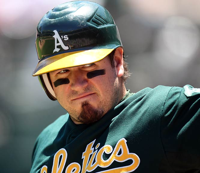 "One of the more lesser-known trades in Major League Baseball deserves some recognition as another shrewd move by Oakland A's GM Billy Beane. Jack Cust was a former top prospect who went nowhere with the A's and the Padres. In May, however, Oakland acquired Cust from San Diego for ""a player to be named later or cash considerations"" -- also known as ""nothing."" All he did since leaving the Pacific Coast League for MLB is post a .400  OBP, 26 HRs and 82 RBIs while anchoring the A's offense. Again: not bad for nothing, is it?"
