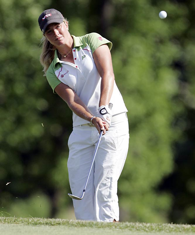 Petterson won five times in 2007 -- she also had 11 Top 10 finishes -- including a one-stroke victory over Karrie Webb at the LPGA Championship. She finished the year as the No. 4 player in the world.
