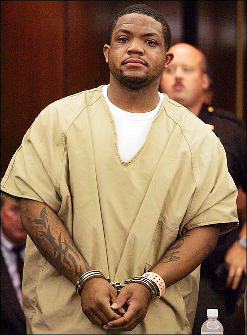 In the wake of former Ohio State running back Maurice Clarett's being handed a 7 1/2-year sentence after pleading guilty to aggravated robbery and carrying a concealed weapon, here's a gallery of some other notable athletes who did time in the slammer.