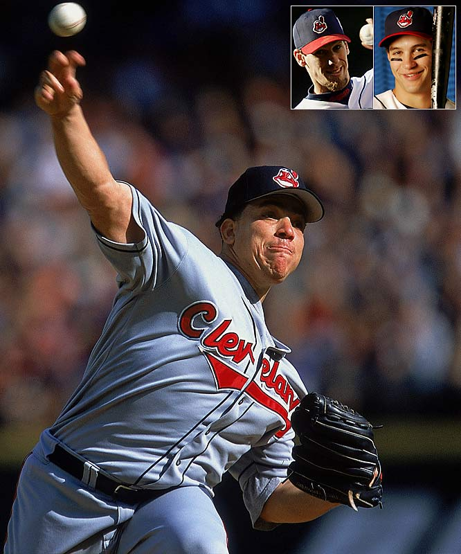 In 2003, the Expos were in the wild-card hunt and faced an uncertain existence, so they dealt for the Indians' hard-throwing Colon. They missed the playoffs, traded Colon in the winter and moved to Washington one year later. Meanwhile, two of the prospects Cleveland acquired from Montreal turned into major contributors: starter Cliff Lee (inset left) and All-Star outfielder Grady Sizemore (inset right).