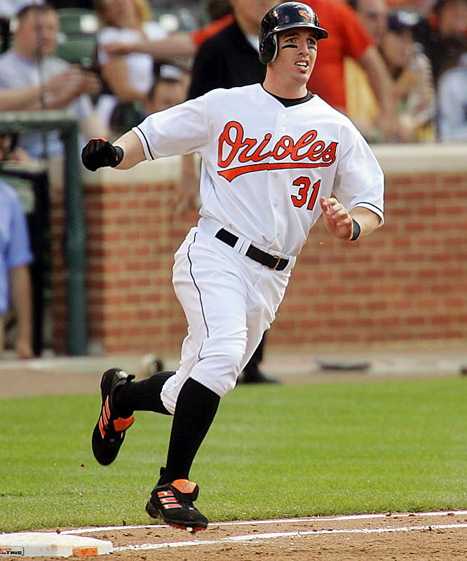"The week before the Mitchell report came out, the Orioles outfielder was suspended for the first 15 games of the 2008 season after admitting that he purchased HGH. ""I am deeply sorry for the mistakes that I have made. I have no excuses and bear sole responsibility for my decisions."""