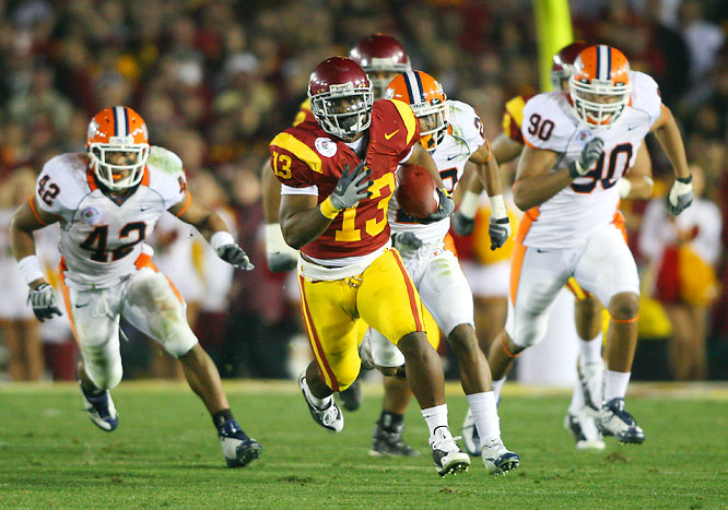 USC finished the regular season playing its best football, and it carried over into the bowl game. The Trojans lambasted inferior Illinois, racking up 633 yards of offense.