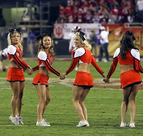 Cheerleader Of The Week  Sicom-9354