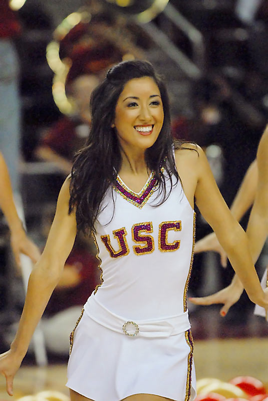 Meet Lauren Ochi, a USC senior and proud member of the world-famous Song Girls. When she's not rooting on her Trojans, Lauren enjoys playing classical piano or pretending she's a contestant on <i>So You Think You Can Dance?</i>. Wanna learn more? Click on the 20 Questions below.
