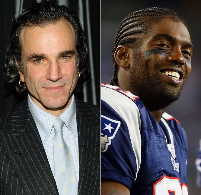 Daniel Day Lewis as Randy Moss: <br><br>Let's see just how brilliant an actor he really is.