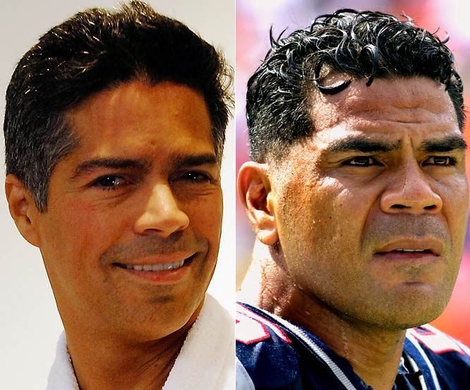 "Esai Morales as Junior Seau:<br><br>If there was ever a role Esai Morales was born to play... and that's a big ""if,"" then this is it."
