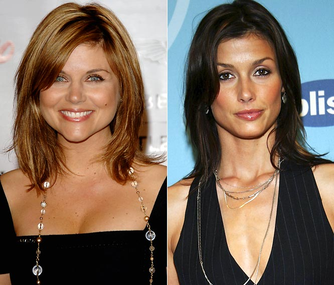 Tiffani Thiessen as Bridget Moynahan:<br><br>If she's not available Tiffani-Amber Thiessen could work too.