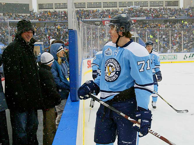 The 2008 NHL Winter Classic | SI.com