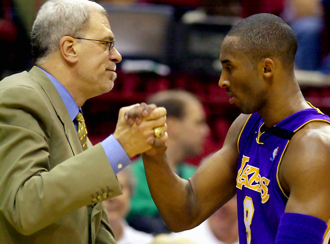 "In <i>The Last Season</i>, his book about the 2003-04 Lakers, who lost in the championship round before Jackson stepped down as coach, the Zen Master labeled Kobe ""uncoachable"" and described the star guard as a ""callous gun for hire."" A year later, Jackson was back guiding the Kobe-led Lakers, and he recently signed a two-year contract extension reportedly worth $24 million."