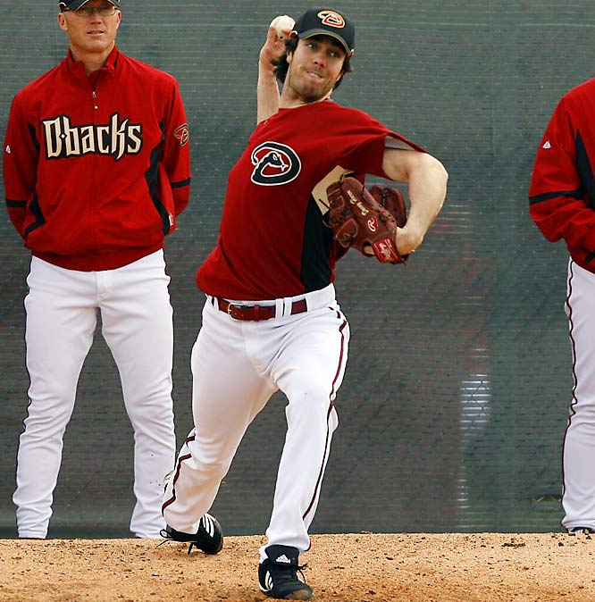 He's been in the majors for just five years and never won more than 15 games, but Haren has already been a part of two major trades. In 2004, he was the sent from St. Louis to Oakland in exchange for Mark Mulder, and last winter, the A's dealt Haren to the defending NL West champs for six prospects.