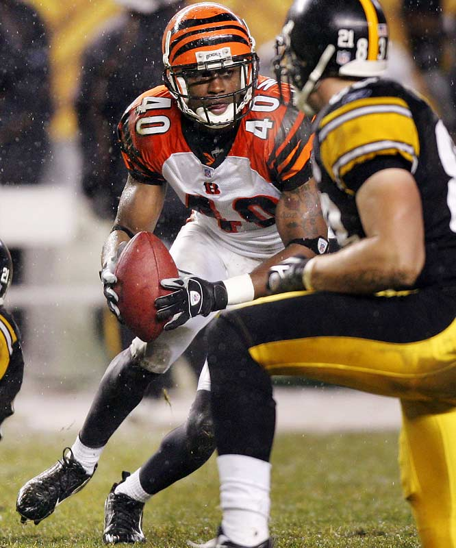 The top safety on the free agent market will leave a hole in the Bengals defense, where he's started the past four seasons.  Williams has struggled with injuries two of the past three years, which diminishes his value.<br><br>Status: Williams has signed a five-year deal with the Minnesota Vikings.