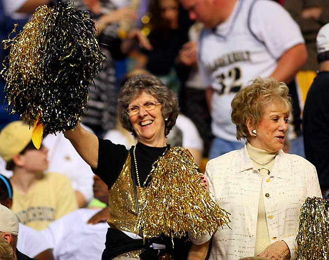 The Vanderbilt co-eds are looking older and older each year.
