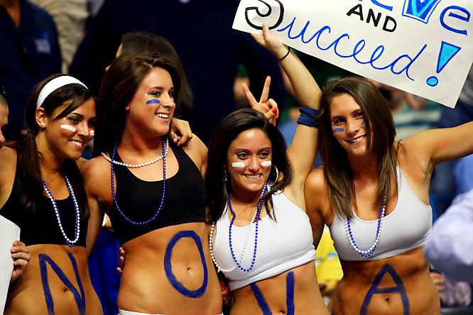 In case you needed a reason to cheer for Villanova ...