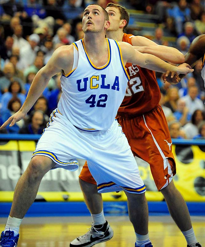 The presumed one-and-done Bruins center is averaging a double-double for third-ranked UCLA.