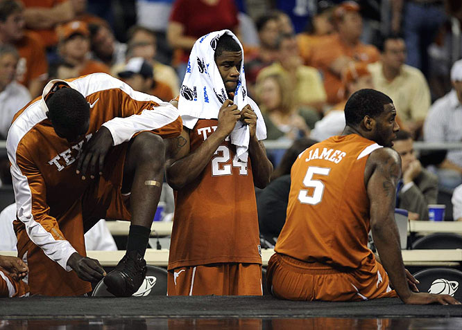 Despite their Elite Eight setback, it was still a solid season for the Longhorns, who won the most games in school history with 31.