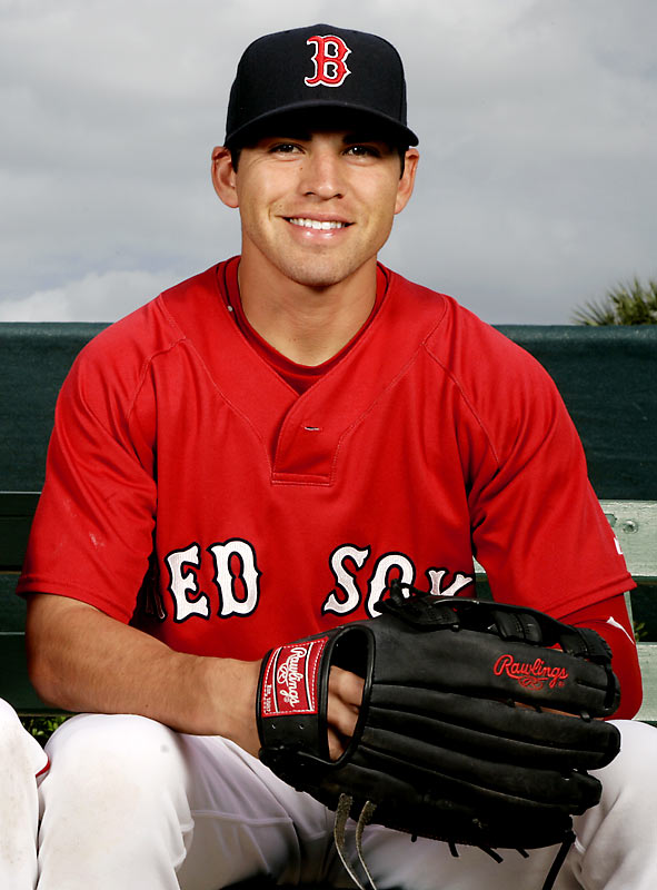 The Red Sox called up this speedy center fielder in time for a successful postseason run last year and have installed him as the starter for 2008.