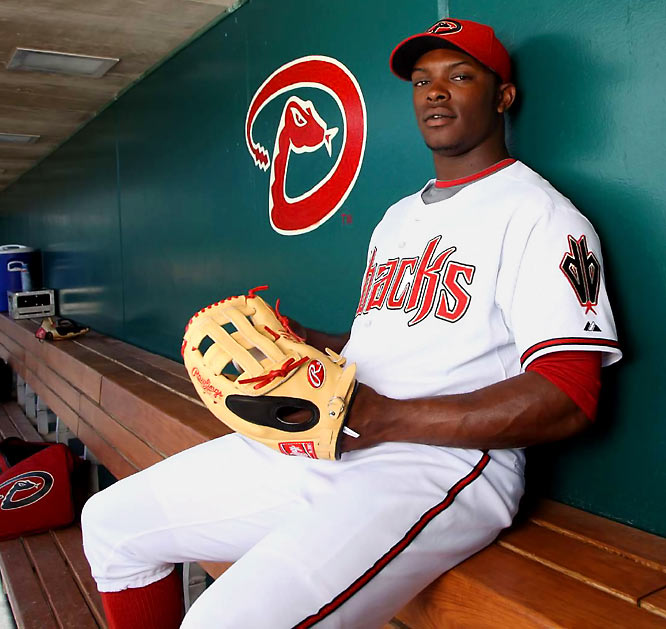 The Diamondbacks opened what would become an epic draft by taking the younger brother of Devil Rays slugger B.J. Upton. The outfielder Justin Upton has not disappointed, shredding through minor-league pitching and earning a call-up late last season.