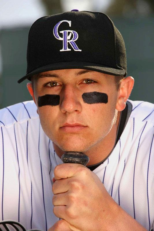 "Rockies GM Dan O'Dowd says the decision to draft this stud shortstop was a ""franchise-changing moment."" Tulowitzki played incredible defense and hit 24 home runs in leading Colorado to a World Series appearance as a rookie."