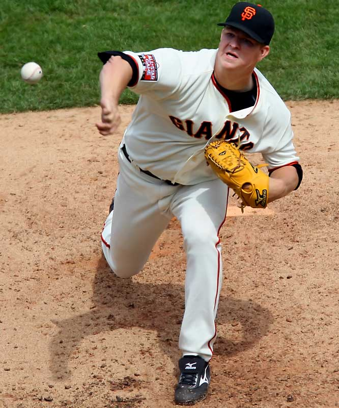 In only his second full season in the big leagues, Cain reached the 200 innings mark in 2007. A lack of run support saddled him with a 7-16 record, but his ERA was an excellent 3.65 and he struck out 163 batters.
