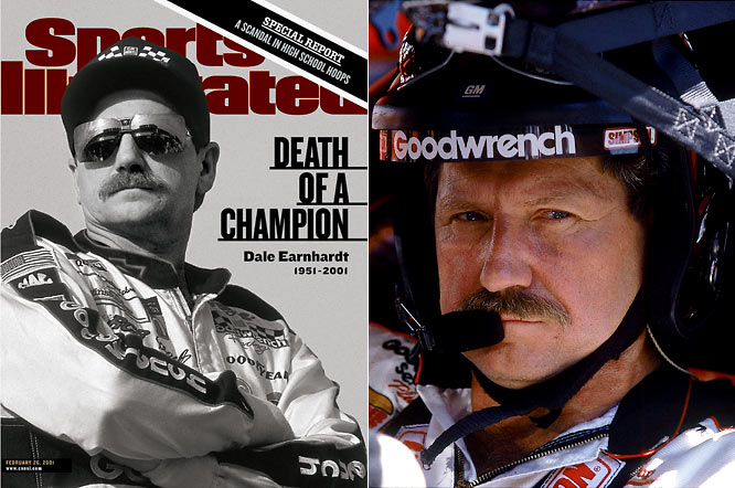 Fueled by a near-obsessive competitive drive and the willingness to do anything to win, Earnhardt won 76 races and owns a record seven Winston Cup championships.