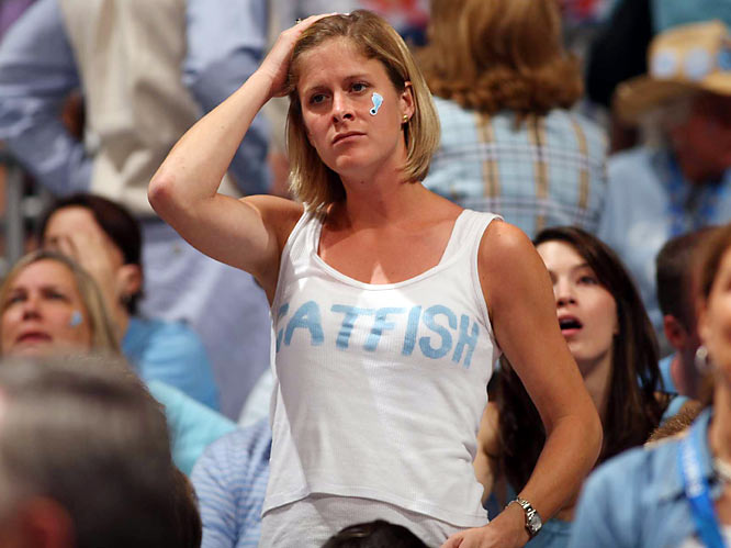 It's safe to say the Final Four didn't go as planned for this Tar Heel fan.