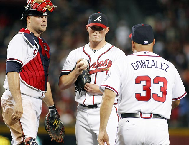 The Braves had almost no chance of winning the NL East on Sept. 1, but they led the wild card by 8 1/2 games over the Cardinals. Their collapse mirrored that of the Red Sox. Atlanta entered the final night tied with the Cardinals and lost in heartbreaking fashion. Facing the Phillies, stellar Braves closer Craig Kimbrel surrendered the tying run with two outs in the ninth inning. The Phillies went on to win in 13 innings. Earlier, the Cardinals had beaten the Astros 8-0. The Braves' season was over. The Cardinals went an NL-best 18-8 in September. The Braves? 9-18, worst in the NL.