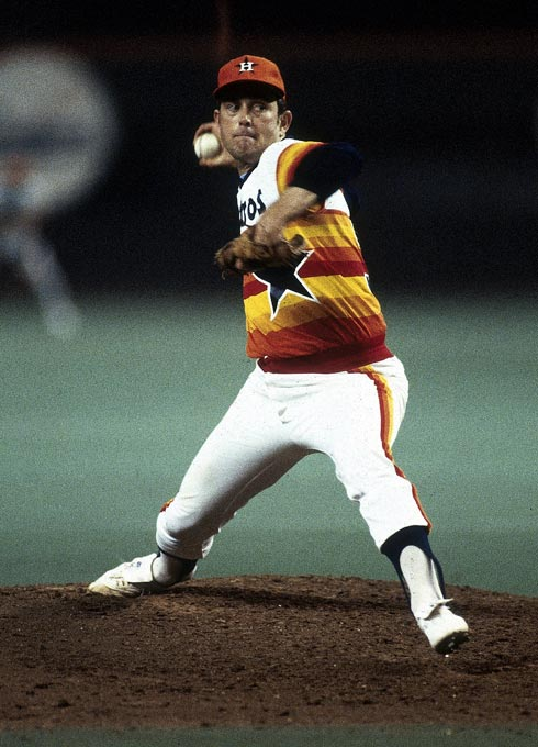 Ryan was only 31 when he notched his 3,000th strikeout while pitching for the Houston Astros in 1979. The Ryan Express continued dominating batters for another 14 years to finish his 27-year-career as the all-time leader in strikeouts with 5,714, more than 1,000 ahead of second-place Roger Clemens.