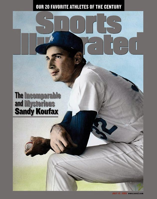 The left-hander enjoyed a five-year stretch that was perhaps the most dominating of any pitcher in baseball history. Between 1962 and '66, Koufax went 111-34, led the league in ERA each season, pitched four no-hitters -- including a perfect game in 1965 -- and won three Cy Young Awards.<br><br>Runner-up: Steve Carlton<br><br>Worthy of consideration: <br>Roy Halladay and Elston Howard