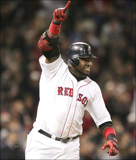 One night later, Ortiz provided another walkoff hit in Game 5, this time with a bloop single in the 14th inning of a game that lasted 5:49.