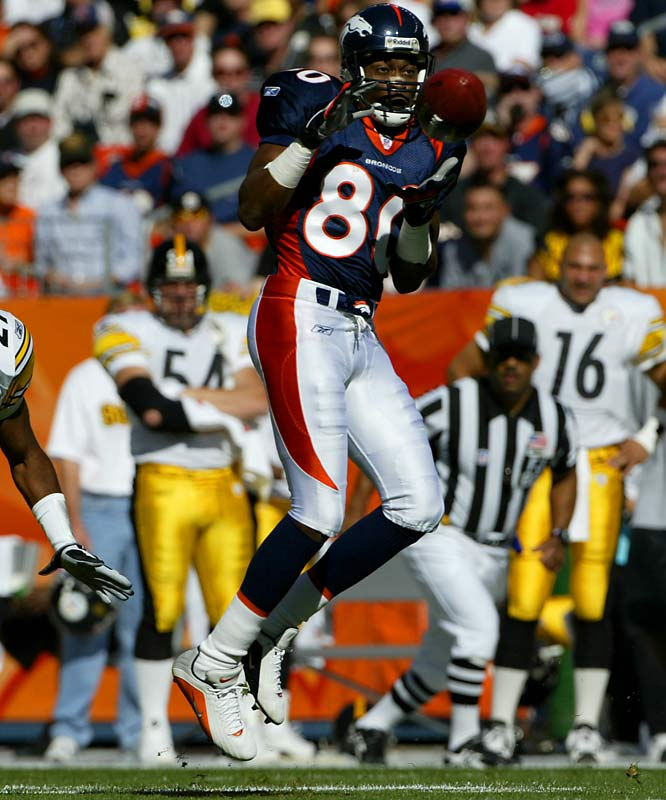 The jury's still out on the best undrafted free agents of the past three seasons, but here's a look at the top gems in the 12-year period from 1994 to 2005.<br><br> The Broncos took a chance on this UFA out of Missouri Southern and Smith rewarded them by becoming the only UFA with 10,000 career receiving yards. He's 15th in league history in career receptions.