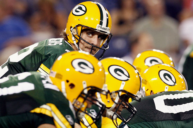 This will be the first Packers game without Brett Favre since 1991.